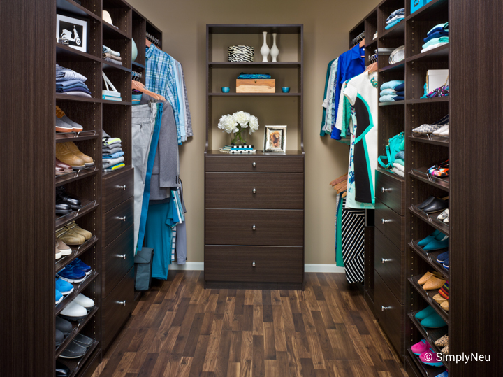 3 Ideas For An Organized Shared Closet Neuspace