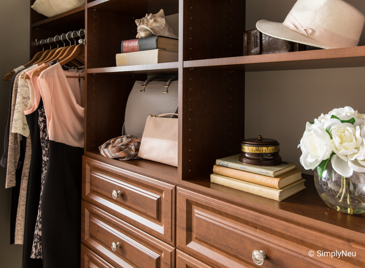 Designing For Your Day 4 Tips For An Organized Closet
